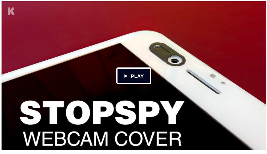 StopSpy Kickstarter